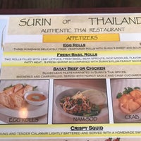 Photo taken at Surin of Thailand by Mike S. on 11/21/2017