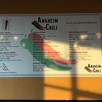 Photo taken at Anaheim Chili by Mike S. on 7/23/2017