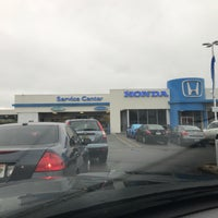 ... Photo Taken At Jerry Damson Honda By Mike S. On 10/28/2017 ...