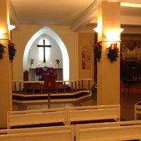 Снимок сделан в Лютеранская церковь Святого Михаила пользователем Mike M. 12/18/2012