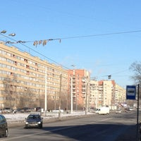 Photo taken at Kirovsky District by Mike M. on 3/2/2013