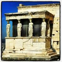 Photo taken at Acropolis of Athens by Valeria K. on 3/11/2013