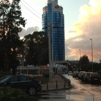 Photo taken at Crowne Plaza by Nslhn İ. on 12/6/2012