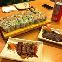 Photo taken at Sushi Date by Sabrina S. on 10/8/2012