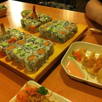 Photo taken at Sushi Date by Sabrina S. on 9/28/2012