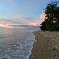 Photo taken at Klong Khong Beach by Martina N. on 11/23/2012