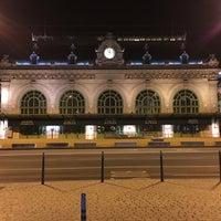 Photo taken at Gare de Lyon-Brotteaux by Mouss D. on 2/14/2016