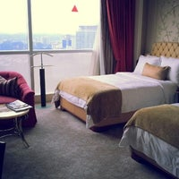 Photo taken at The St. Regis Singapore by J O. on 10/21/2012