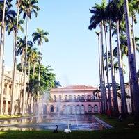 Photo taken at Palácio Itamaraty by Pedro R. on 11/19/2014