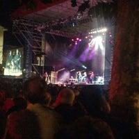 Photo taken at Praza do Seminario by Fernando V. on 10/5/2012