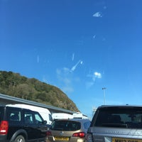 Photo taken at Fishguard Ferry Port by Colleen B. on 4/10/2017