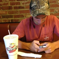 Photo taken at Country's BBQ by Chandler H. on 6/15/2013