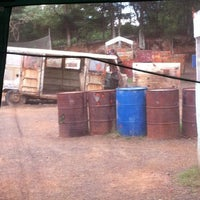 Photo taken at Delta Paintball by Fernando L. on 1/11/2014