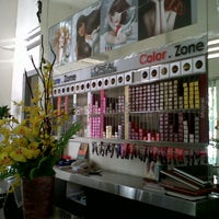 Photo taken at Christania Salon by Lia H. on 10/20/2012