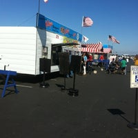 Photo taken at Kobey's Swap Meet by Valentin C. on 10/13/2012