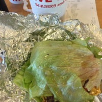 Photo taken at Five Guys by Steven D. on 2/27/2016