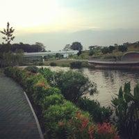 รูปภาพถ่ายที่ Punggol Waterway Park โดย Maliah L. เมื่อ 10/16/2012