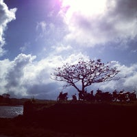 Photo taken at Caliraya Recreation Center & Resort by Arlie David S. on 3/15/2013