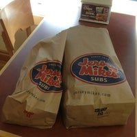 Photo taken at Jersey Mike's Subs by FP C. on 7/10/2013