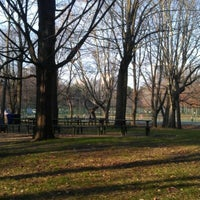 Photo taken at Howard Park Tennis Club by t w. on 11/21/2012