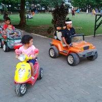 Photo taken at Alun-alun Majalengka by latif a. on 6/18/2014