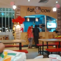 Photo taken at Fat Cow Resto by latif a. on 7/8/2014