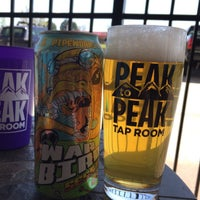 Photo taken at Peak to Peak Tap Room by TimandJody J. on 4/14/2017
