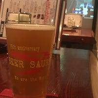 Снимок сделан в Beer Saurus пользователем I LOVE &. 6/6/2018