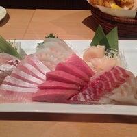 Photo taken at 魚屋の居酒屋 日本橋魚錠 by FUKUmimi 3. on 5/14/2014