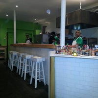 Photo taken at F+F Pizza by Matthieu C. on 3/8/2013