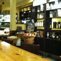 Photo taken at Starbucks by Sara C. on 10/27/2012