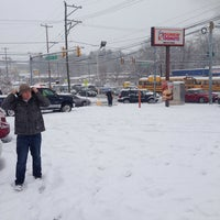 Photo taken at Dunkin' Donuts by Martin H. on 12/8/2013