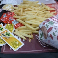 Photo taken at Burger King by Juan Antonio S. on 12/19/2012
