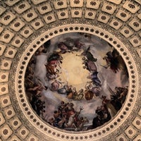 Photo taken at Rotunda of the U.S. Capitol by Zack R. on 5/12/2013