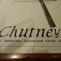 Photo taken at Chutney's by kruthika on 4/5/2013