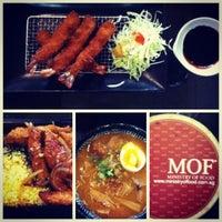 Photo taken at MOF @ My Izakaya by Jen E. on 12/1/2012