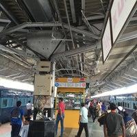 Photo taken at Bilaspur Railway Station by Pawan Kumar J. on 8/14/2016