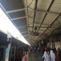 Photo taken at Bilaspur Railway Station by Pawan Kumar J. on 5/23/2016