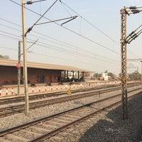 Photo taken at Bilaspur Railway Station by Pawan Kumar J. on 2/24/2016