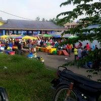 Photo taken at Pekan Sari Padang Tengku by Noor A. on 10/7/2012