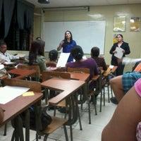 Photo taken at Universidad Pedagógica de El Salvador by Bosset C. on 9/25/2012
