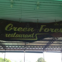 Photo taken at Green Forest Restaurant by Searmsuk K. on 2/27/2013