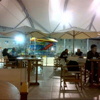 Photo taken at Real Club de Lima - Restaurante Las Terrazas by SHIRLEY G. on 6/7/2014
