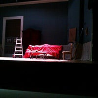 Photo taken at Teatro Luigi Pirandello by SHIRLEY G. on 10/20/2013