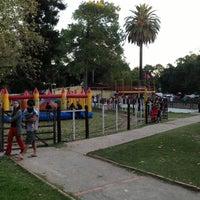 Photo taken at Parque De Juegos by Gime S. on 4/21/2013