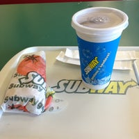 Photo taken at Subway by Leandro B. on 7/16/2013
