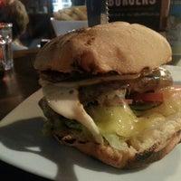 Photo taken at Jus Burgers by Joe P. on 12/11/2013
