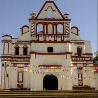 Photo taken at Parroquia Santo Domingo De Guzmán by Ana C. on 12/23/2012