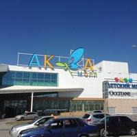 Снимок сделан в Аквамолл пользователем Pavel D. 5/2/2013