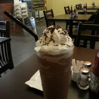Photo taken at Ann Sande Café by Eanna K. on 12/16/2013